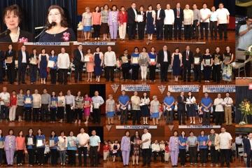 中正學院喜迎七十七周年校慶慶祝會誌盛
