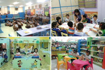 菲律濱泉笙培幼園新學年開始註冊報名